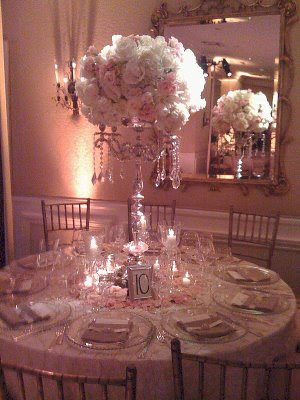 Country Chic Wedding Centerpieces