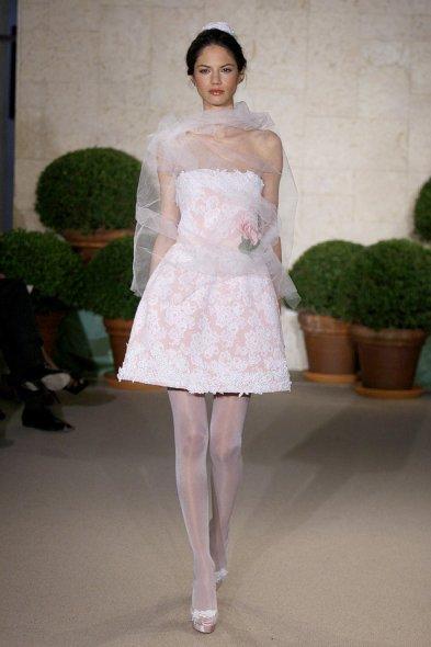 La Belle Mariee: Oscar de la Renta Spring/Summer 2011 Collection Sneak ...