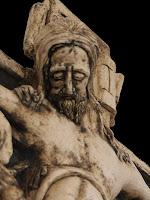 Crocifisso (particolare)