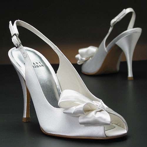 high heels bridal shoes
