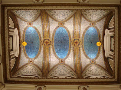 Marshall Fields ceiling