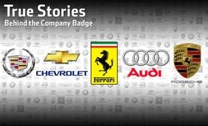 true stories behind car company logos