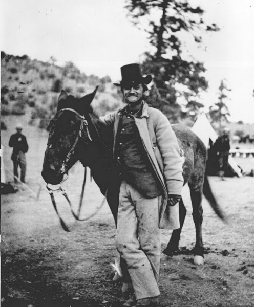 Fred Loring Circa 1865