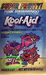 Kool Aid Swimmingo