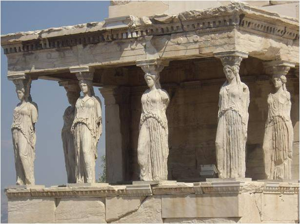 Historia del arte arquitectura griega for Arquitectura griega templos