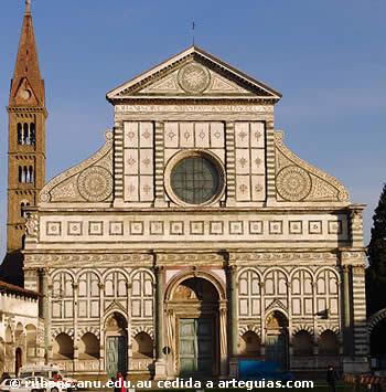 Historia del arte arquitectura renacentista Arquitectura quattrocento caracteristicas
