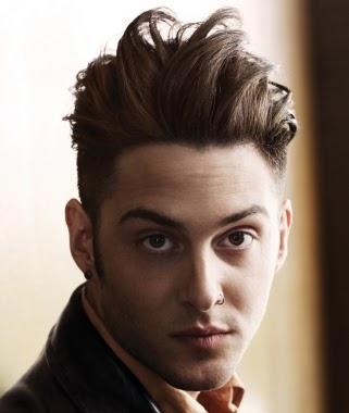 Tend Gaya rambut pria 2011