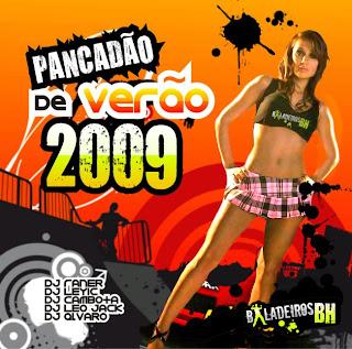Pancadão de Verão 2009   músicas