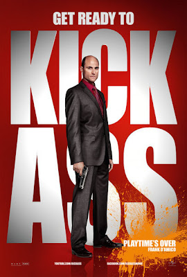 Mark Strong - Kick-Ass, listo para machacar La película