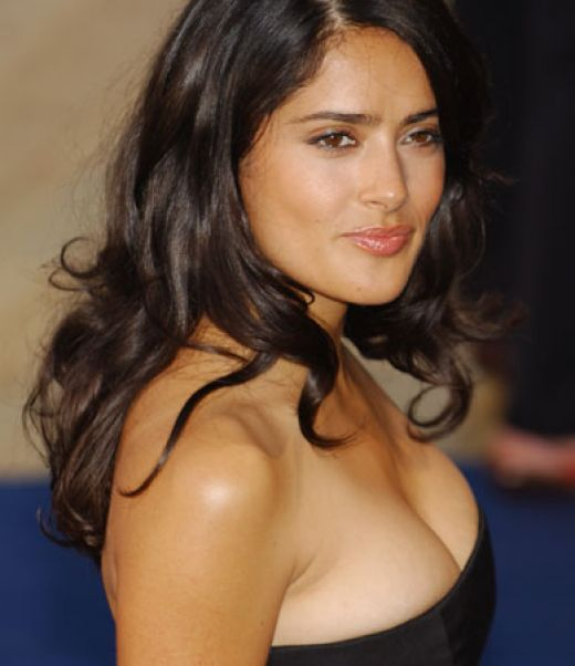 Salma Hayek Hot And Spicy Photo Gallery