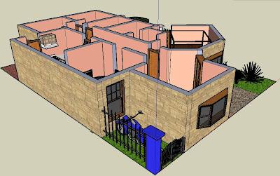 Excelencia en dise o y ejecucion de proyectos for Diseno de habitacion principal pequena