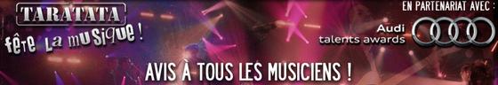 Concours Taratata / Fête de la Musique : accompagnez vos artistes préférés !