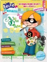 Récré Panam, le magazine gratuit des 6-12 ans
