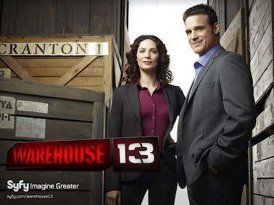 Warehouse 13 sur Syfy (2009-...) Warehouse13