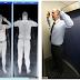 L'aéroport de Manchester teste un scanner qui vous met à nu