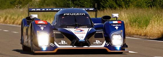 Peugeot Sport - 908 HDi FAP