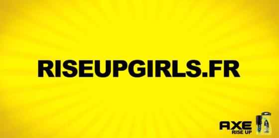Axe Rise Up Girls