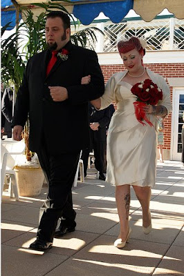 Rockabilly Weddings Offbeatbride11
