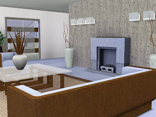Danes legacy challenge sims 3 casa moderna 2 for Casa moderna sims 3 sin expansiones