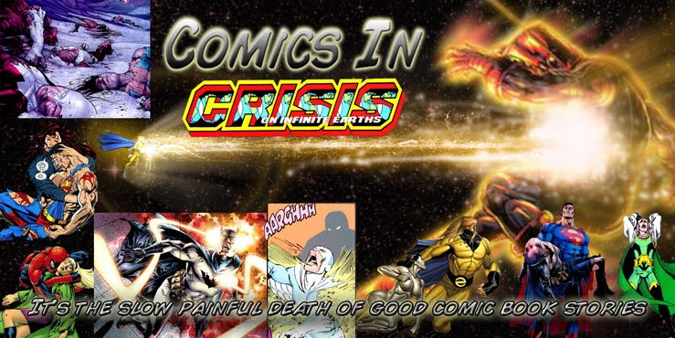 Comics in Crisis