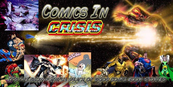 Comics in Crisis