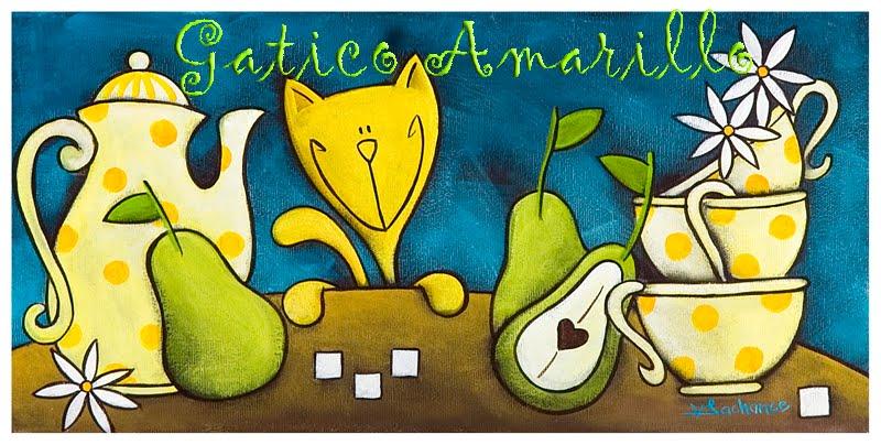 Gatico Amarillo