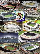 Estádios da Africa 2010