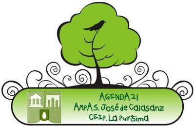 Agenda21 AMPA S.José de Calasanz. CEIP La Purísima