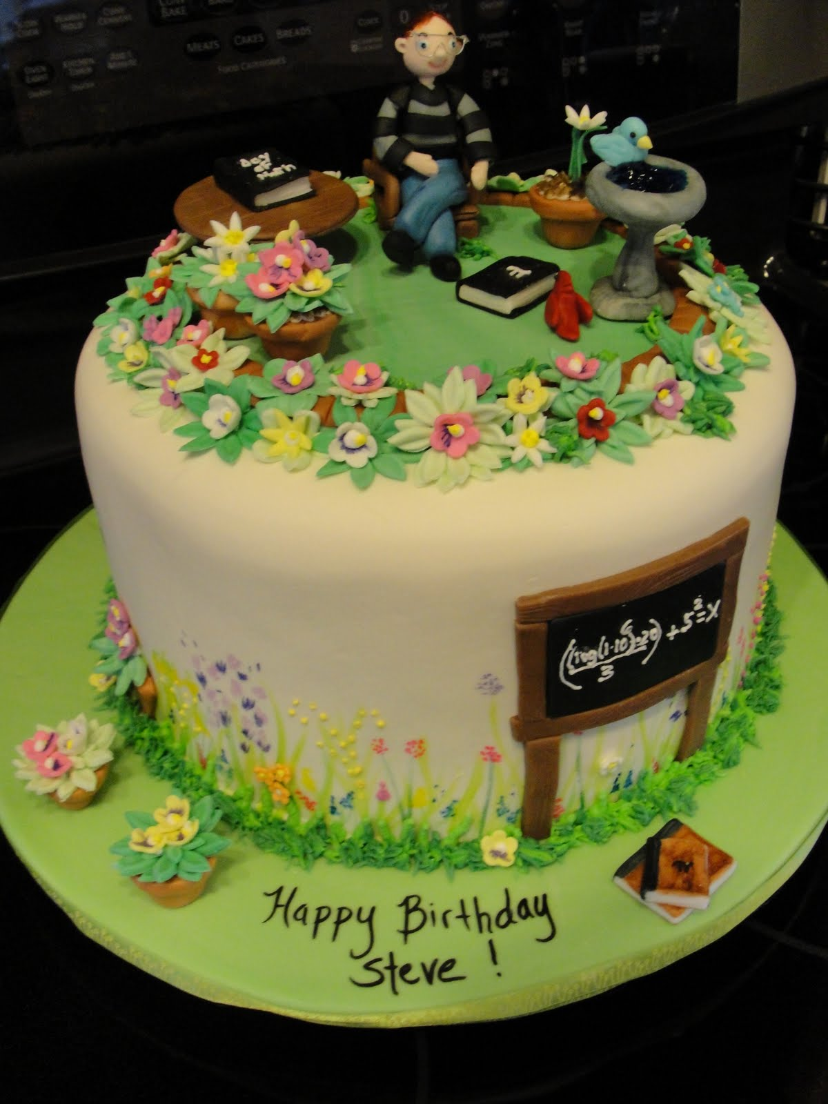 Birthday Cake For Male Teacher Image Inspiration of Cake and