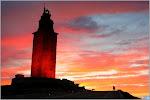La Torre de Hércules, La Coruña