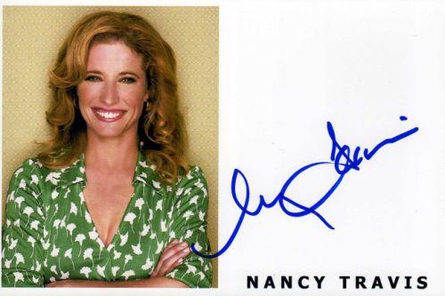 Nancy travis wedding