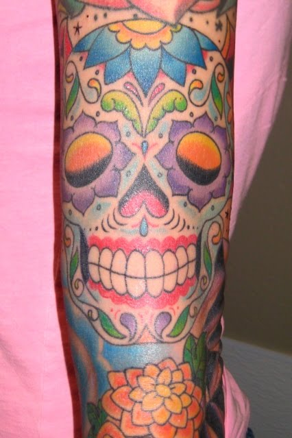 Chris Earnhart Tattoo Maker: The New Mexican-Japanese Style