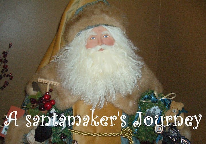 A Santamaker&#39;s Journey