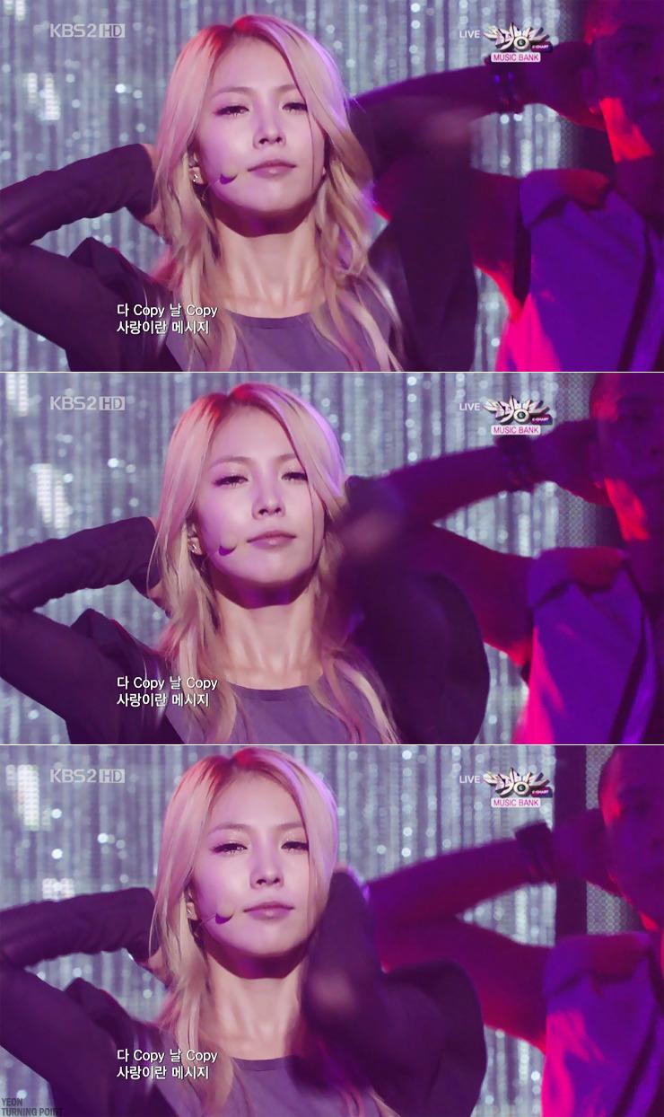 [Pics] BoA en Music Core {COPY & PASTE} Live 91647772