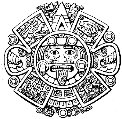 Aztec Tattoos on Tattoo And Art
