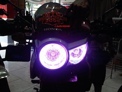 Lampu on Andr0 S Blog  Tips Buat Cahaya Lampu Motor Stabil