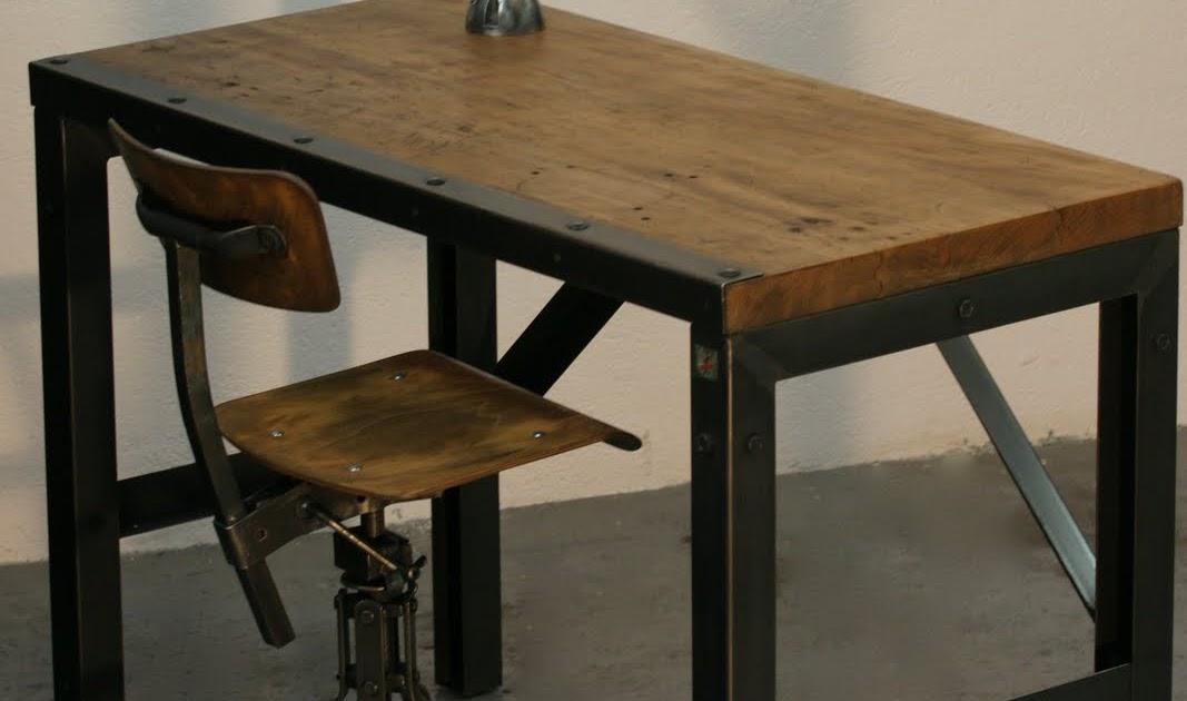 Manufacture d 39 objets d 39 hier pour demain une lampe jielde for Lampe au dessus d une table