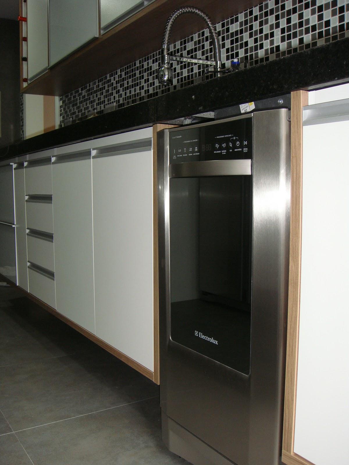 #836648 Braga's Home: Cozinha 1200x1600 px Projetos De Cozinhas Brastemp #439 imagens