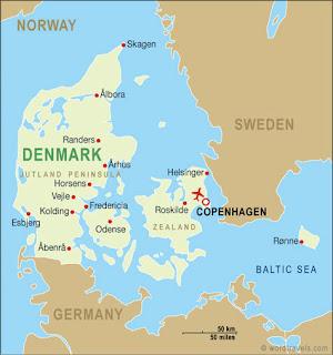 All Dutch Culturecom Location - Where is denmark located