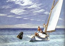 El mar d'en Hopper.
