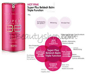 We are Selling 【Skin79 Hot Pink Triple Functions BB Cream】!!