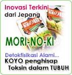MORI - NO - KI - Koyo Detox
