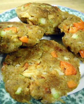 Lobster Gram Gourmet Recipes: Cajun King Crab Cakes