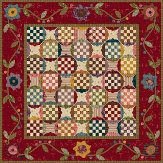 Molly's Meadow Quilt - Kim Diehl