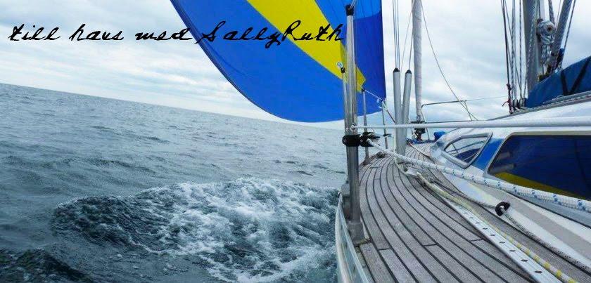 Till havs med SallyRuth