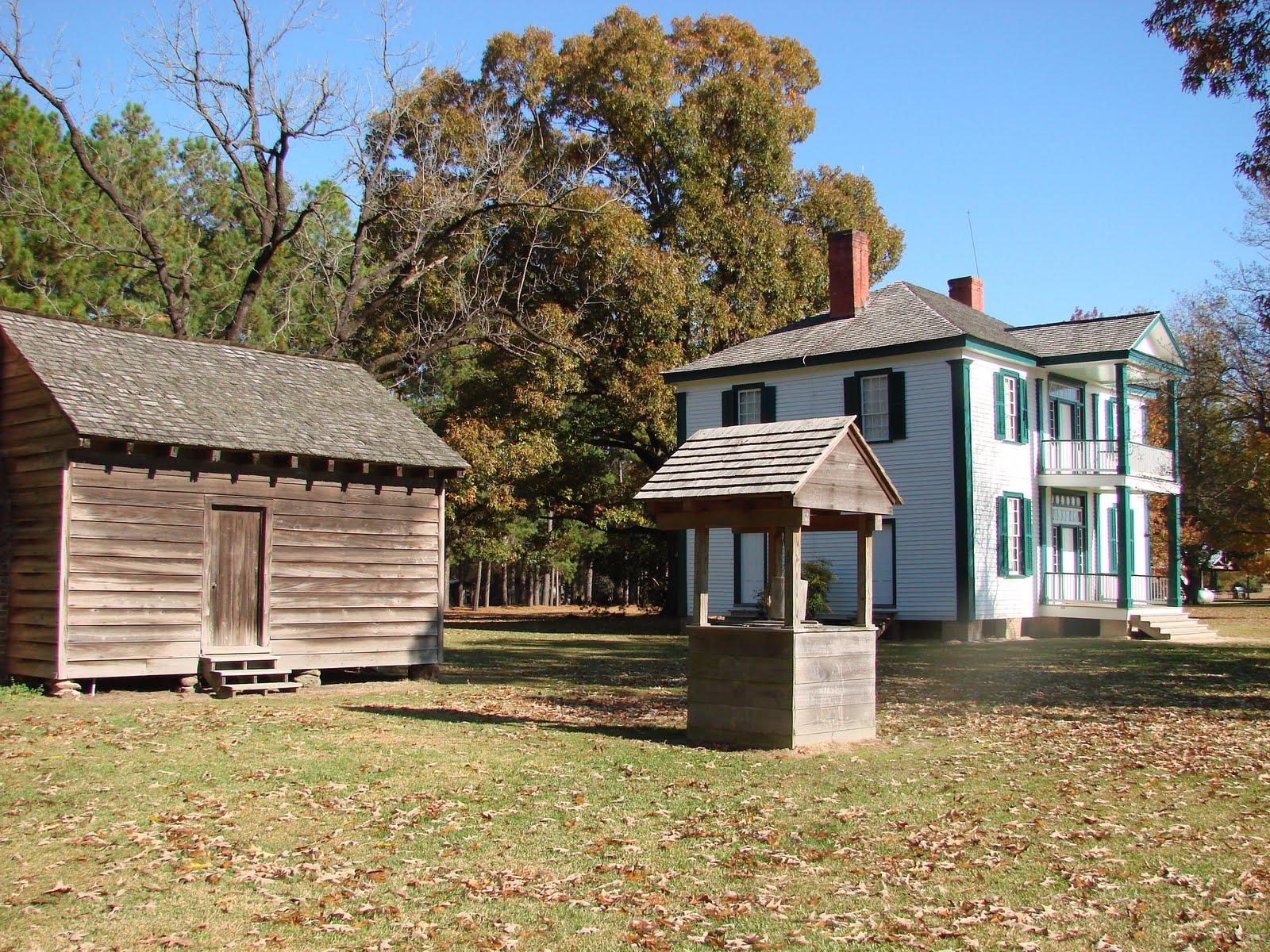 Bentonville Battlefield Ghosts Bentonville Ghosts