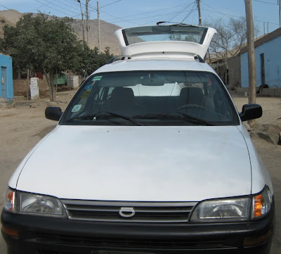 SE VENDE TOYOTA SATTION WAGON 99