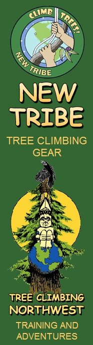 Welcome to New Tribe and Tree Climbing Northwest!