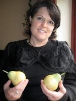 I've got a lovely pair of pears!