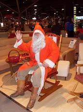 Savuton ja raitis Joulupukki Tampere tervehtii iloisesti ja toivoo yhteydenottoja ajoissa